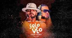 Solo Te Veo (Remix)
