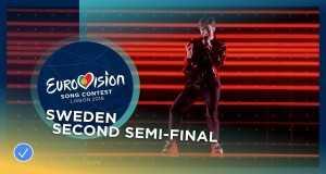 Dance You Off (Semi, Sweden 2018)