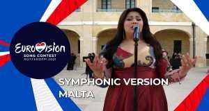 Symphonic Version Of Je Me Casse (Malta, 2021)