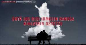 Suomen Muotoisen Pilven Alla