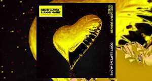 Don't Leave Me Alone (Edx Indian Summer Remix)