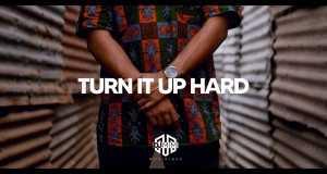 TURN IT UP HARD
