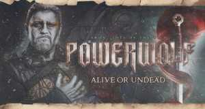 ALIVE OR UNDEAD