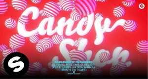 Candy Shop Music Video