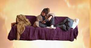 Meine Couch