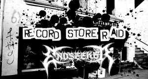 Record Store Raid