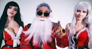 Santa Ist Der Boss