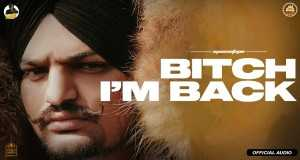 Bitch I'm Back