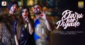 Daru Hor Piyade Music Video