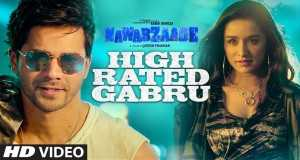 High Rated Gabru Varun Dhawan
