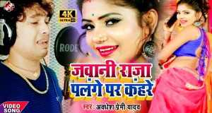 Jawani Raja Palange Par Kahare