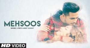 Mehsoos