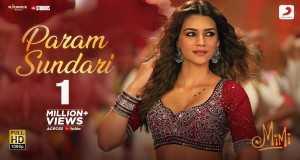 Param Sundari Music Video