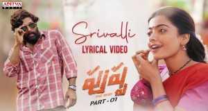 #srivalli Music Video