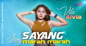 DJ REMIX   SAYANG JANG MARAH MARAH