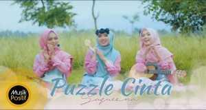Puzzle Cinta