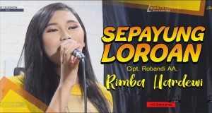 Sepayung Loroan