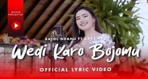 Wedi Karo Bojomu Music Video
