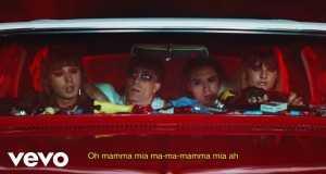 Mammamia Music Video