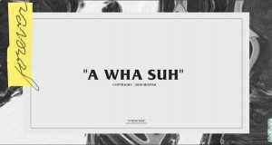 A Wha Suh