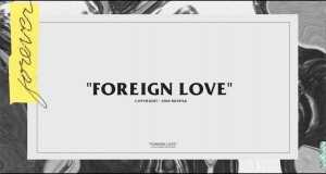 Foreign Love