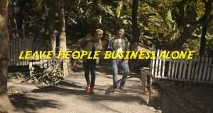 Leave People Business Alone