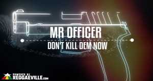 MR OFFICER