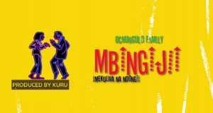 Mbingijii Imekulwa Na Ndogi