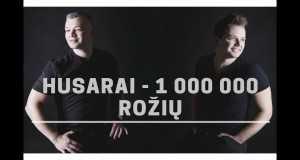 1000 000 Rožių