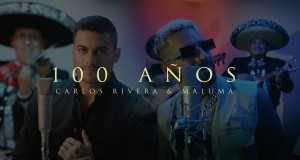 100 Años Music Video