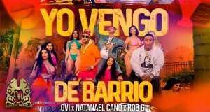 Yo Vengo De Barrio