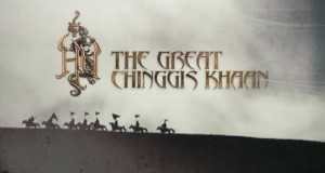 The Great Chinggis Khaan
