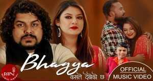 Bhagya Kasle Dekheko Chha Music Video