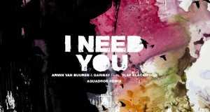 I Need You (Aquadrop Remix)
