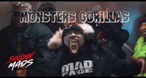 Monsters Gorillas