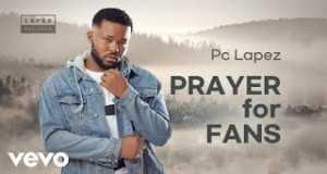 Prayer For Fans Music Video
