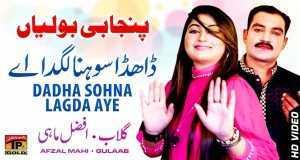 Dadha Sohna Lagda Aey