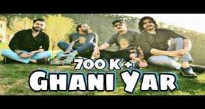 Ghani Yar