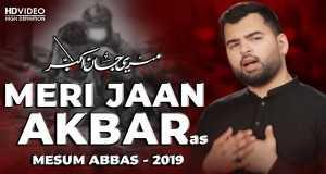 Meri Jaan Akbar