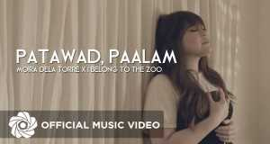 Patawad, Paalam