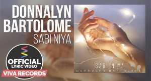 Sabi Niya