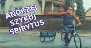 Andrzej Szykuj Spirytus
