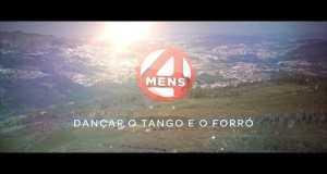 Dançar O Tango E Forró