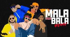 Mala Como Bala ( Remix )