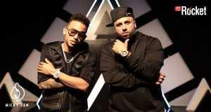 Te Robaré Music Video