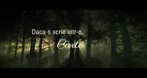 DACA AS SCRIE INTR-O CARTE