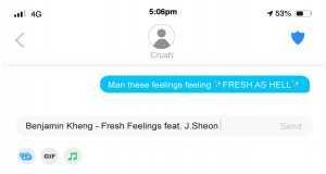 FRESH FEELINGS