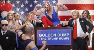 Golden Dump (The Trump Hump)