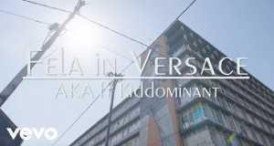 Fela In Versace