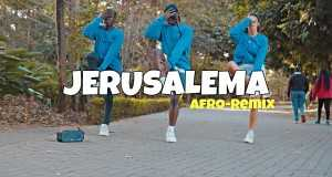 Jerusalema Dance (Afrofusion Remix)